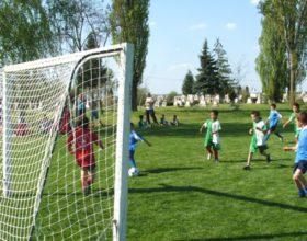 Bozsik program labdarúgóinak küzdelme