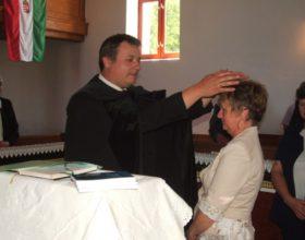 Keresztelés és konfirmálás Pünkösd ünnepén