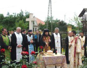 Eminescu emlékünnepség Körösszegapátiban