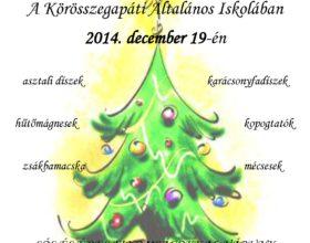 Karácsonyi v plakát 2014