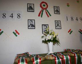 Nemzeti ünnepünk MÁRCIUS 15.
