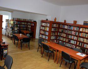 Új helyre költözött a könyvtár!