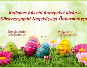 Kellemes Húsvéti Ünnepet!