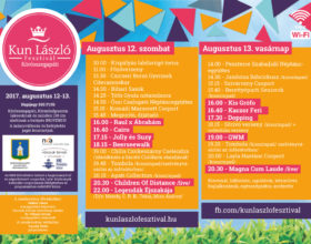 Kun László Fesztivál Plakát