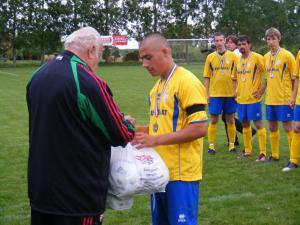 Apáti labdarúgók