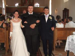 Esküvő Kőrösszegapátiban