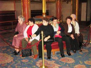 Parlament látogatás