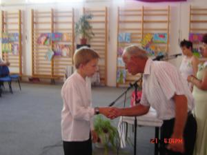 Tanévzáró 2013